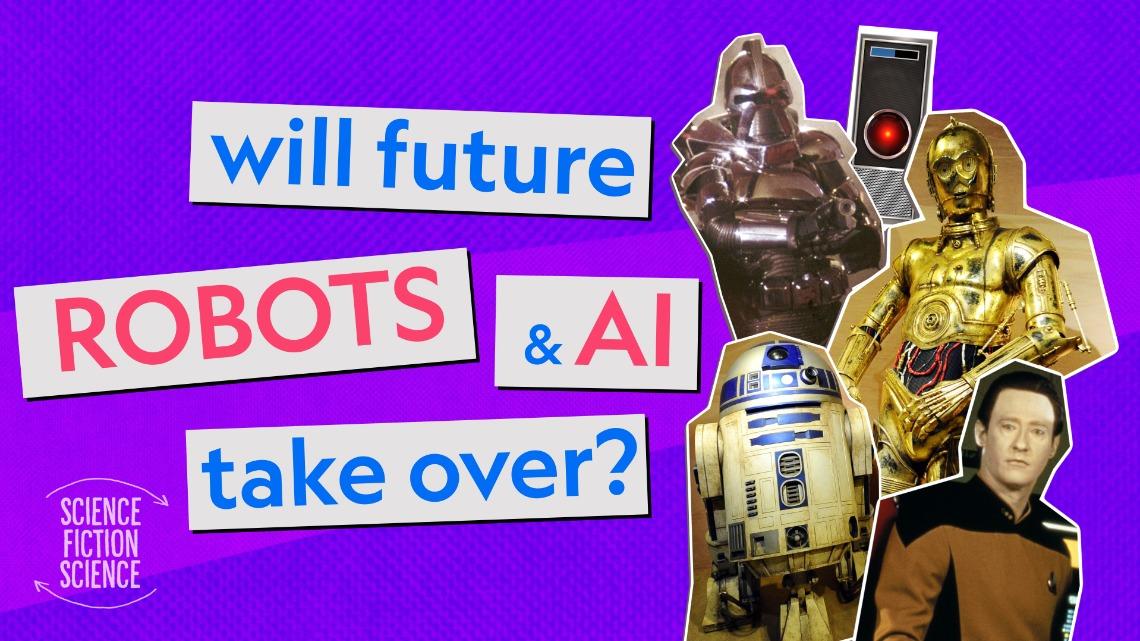 從科幻到科學:地球會被機器人與AI接管嗎?