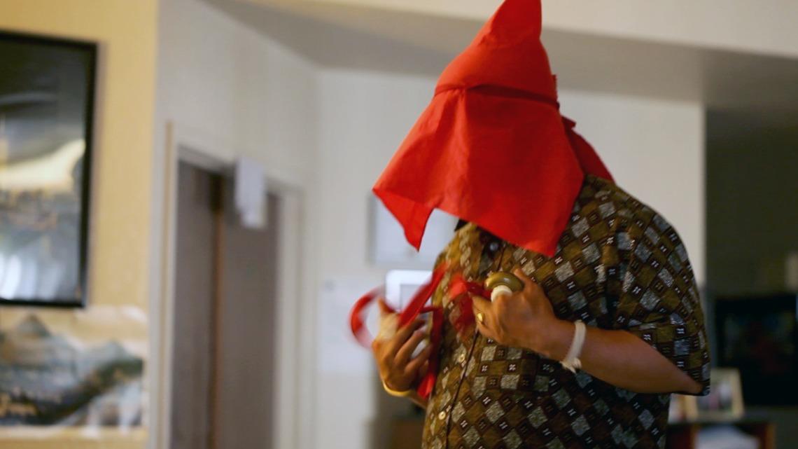 苗族蒙人的傳統治療儀式