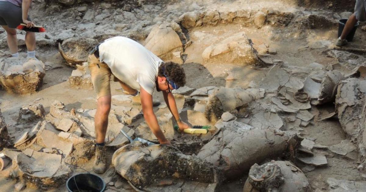 考古學家終於知道一座有3700年歷史的迦南宮殿為何遭到棄置 - 國家地理雜誌中文網