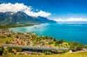 瑞士鐵道之旅 看見旅行的精準度