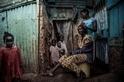 基貝拉貧民窟的生活