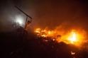 燃燒的貧民窟