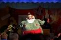 行動舞臺上的小丑