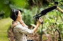 全台最靜山步道  范欽慧用聲音當筆記本紀錄森林