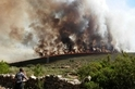 錫科山上的火災