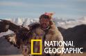 蒙古大草原上的「金雕獵人」