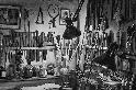 製琴師傅的工作室