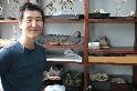 臺灣也有國家寶藏!從化石窺探海洋古生物保育──專訪臺灣大學生科系蔡政修教授