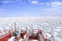 乘風破冰 駛進鄂霍次克海的千里冰封世界