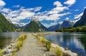 步入世界之境─紐西蘭 米佛峽灣