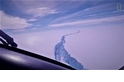 拉森C冰棚斷裂 形成六分一個台灣大的巨型冰山