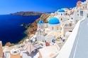 藍白交織的希臘夢