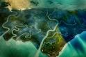 渾然天成:鹽沼海灣