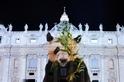 直擊梵蒂岡瀕危動物幻燈秀