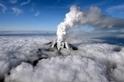 致命的火山蒸氣噴發