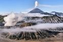 絲縷晨煙:印尼火山