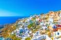 藍與白交織的美麗詩篇—希臘