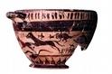 陶器上的星圖