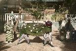 園遊會表演