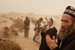 沙暴中的祈禱