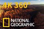 4K 360° VR:瞬息萬變的的布萊斯峽谷國家公園