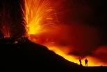活躍的火山
