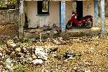 廢棄的舊屋