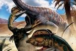 【恐龍狩獵者】雙脊龍(Dilophosaurus)