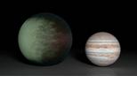 太陽系以外的第一張行星雲圖
