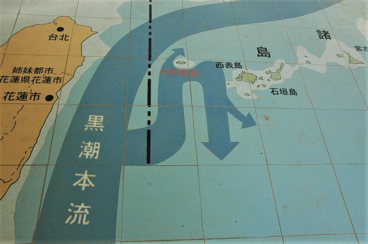 與那國島離臺灣非常近。攝影:杜銘章