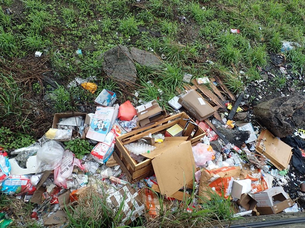 荒野保護協會於淡水河進行全臺首次河川廢棄物快篩調查,證實川廢與海廢關聯性。荒野保護協會提供