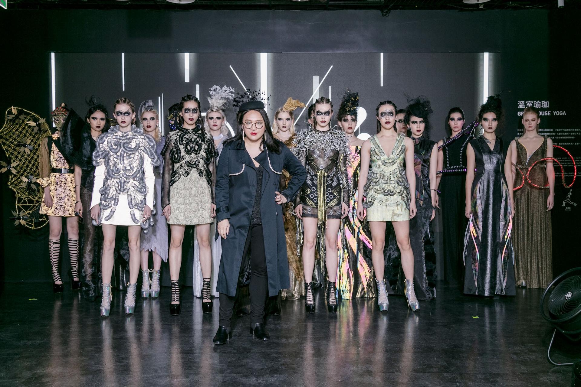 「電幻1號所」聯手曾登上紐約時裝周殿堂的知名服裝設計師汪俐伶,將展館變成走秀伸展台,破天荒舉辦「RENEW THE FUTURE永續時尚之夜」耶誕活動。