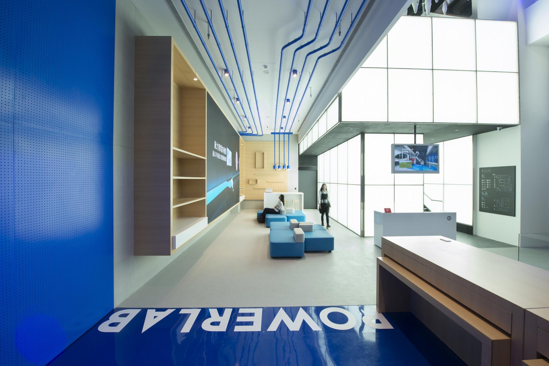 全台第一座綠能主題展館「電幻1號所」化身時尚伸展台