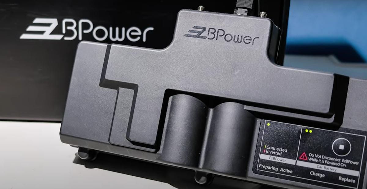EzBPower可以使用至少30年,此外,穩壓功能更是讓汽油車平均省油達10%以上!