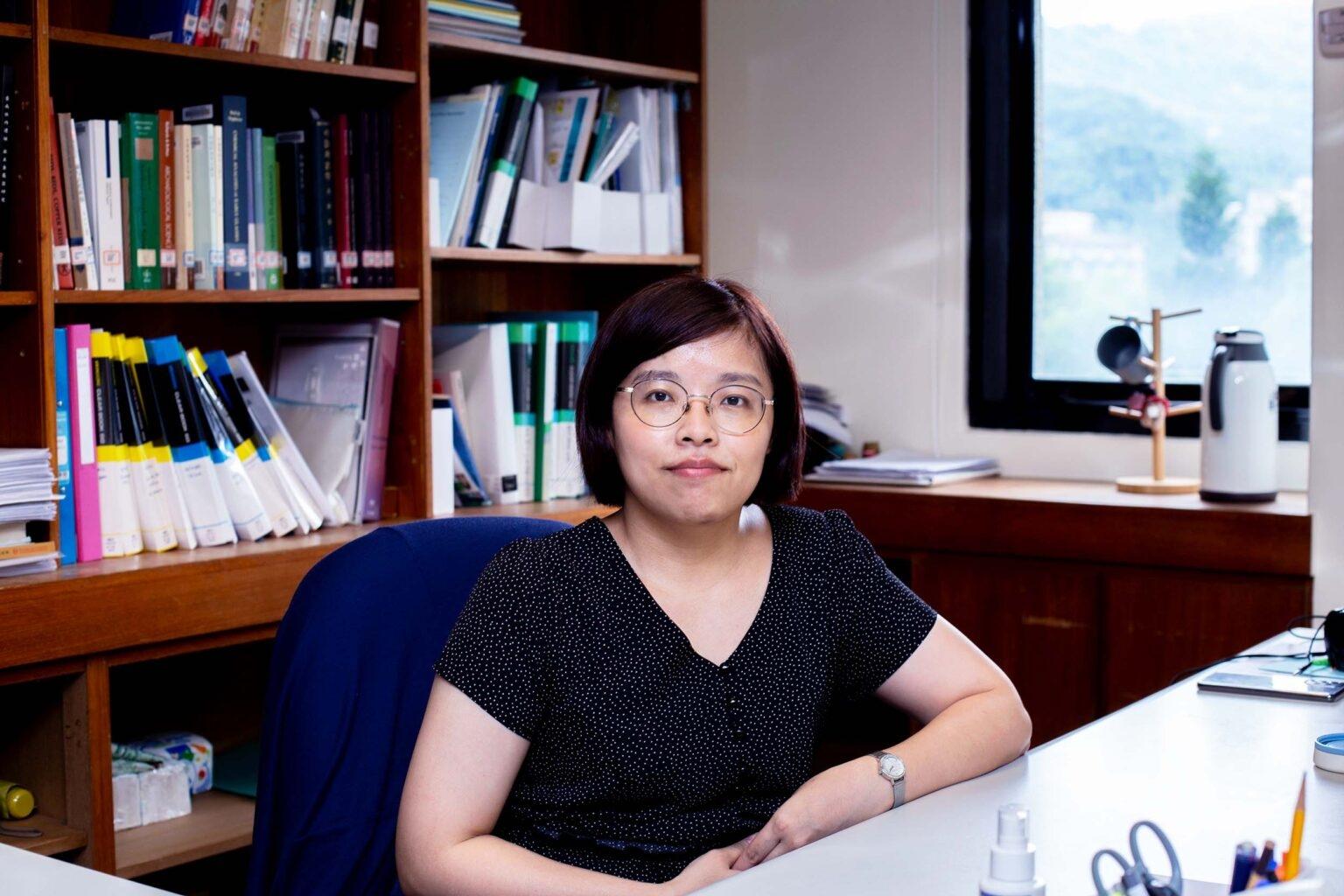 王冠文從材料科學跨入考古領域,持續深化臺灣在地研究。 圖│研之有物