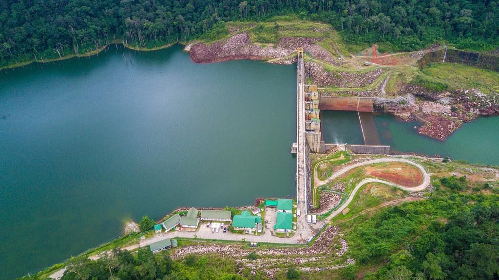 寮國的Nakai水庫位於湄公河的支流上。照片來源:亞洲開發銀行(CC BY-NC 2.0)