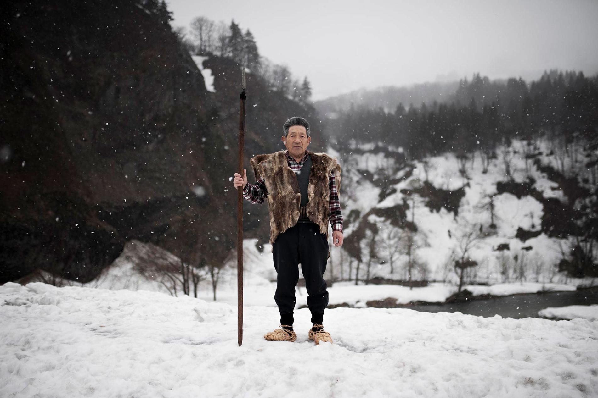 日本400年傳統的獵熊活動既神聖又飽受爭議