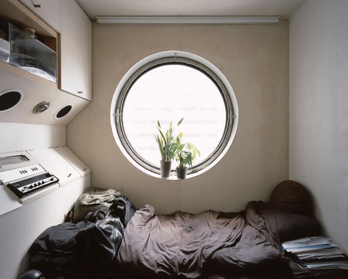 膠囊住宅的真實世界