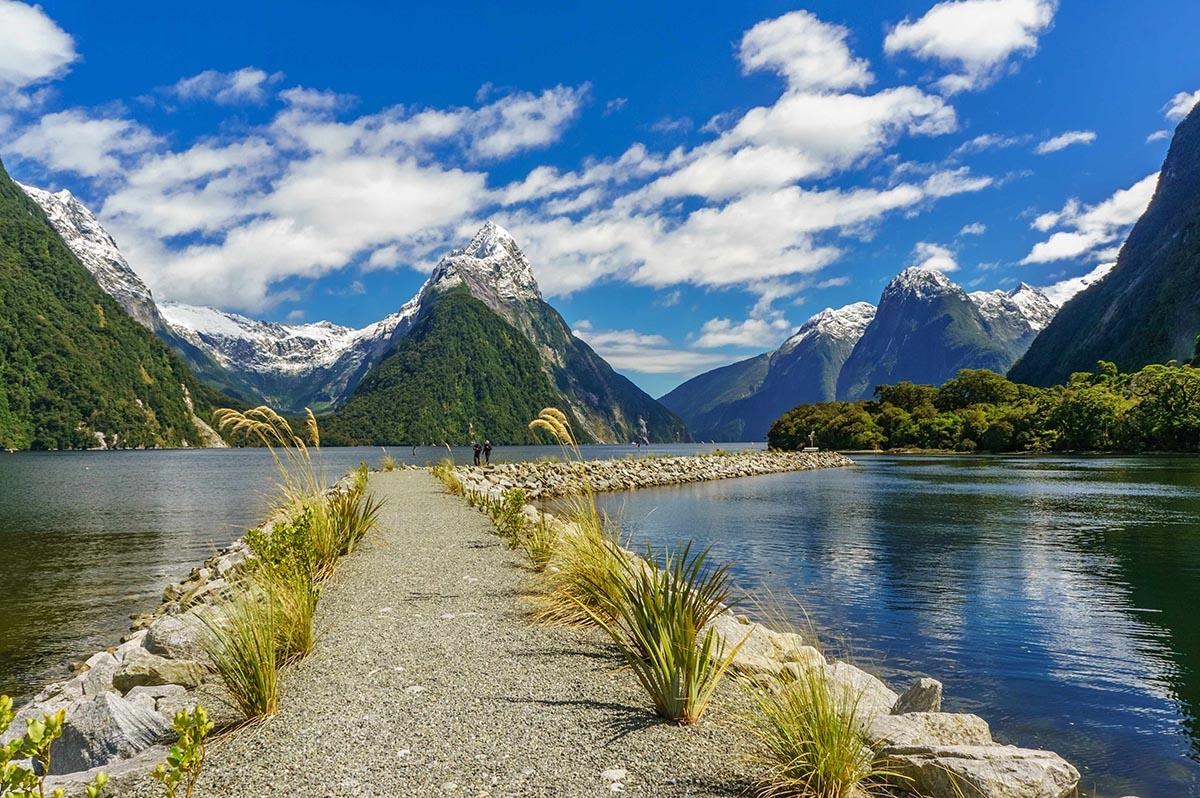 步入世界之境─紐西蘭 米佛峽灣(Sponsored)