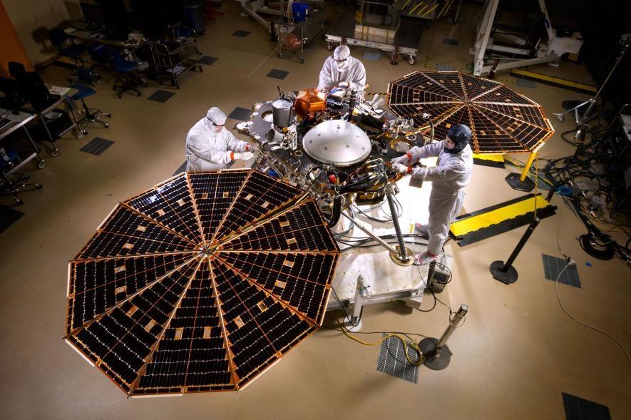 火星也和地球一樣有地震嗎?NASA洞察號啟航探索!