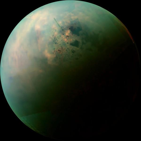 土衛六上發現海浪?