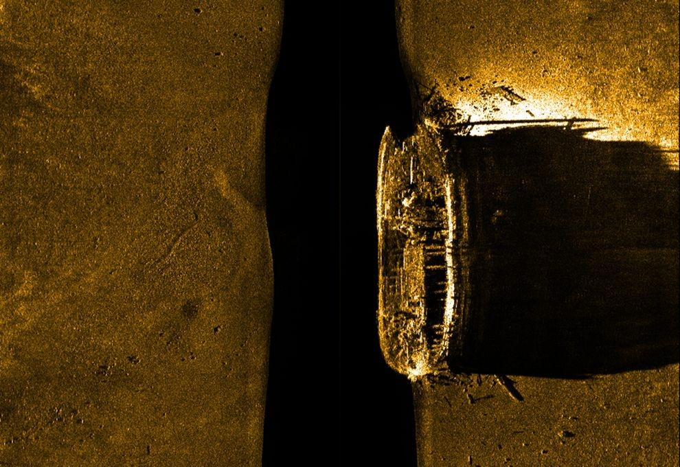 尋獲 170 年前的北冰洋沉船