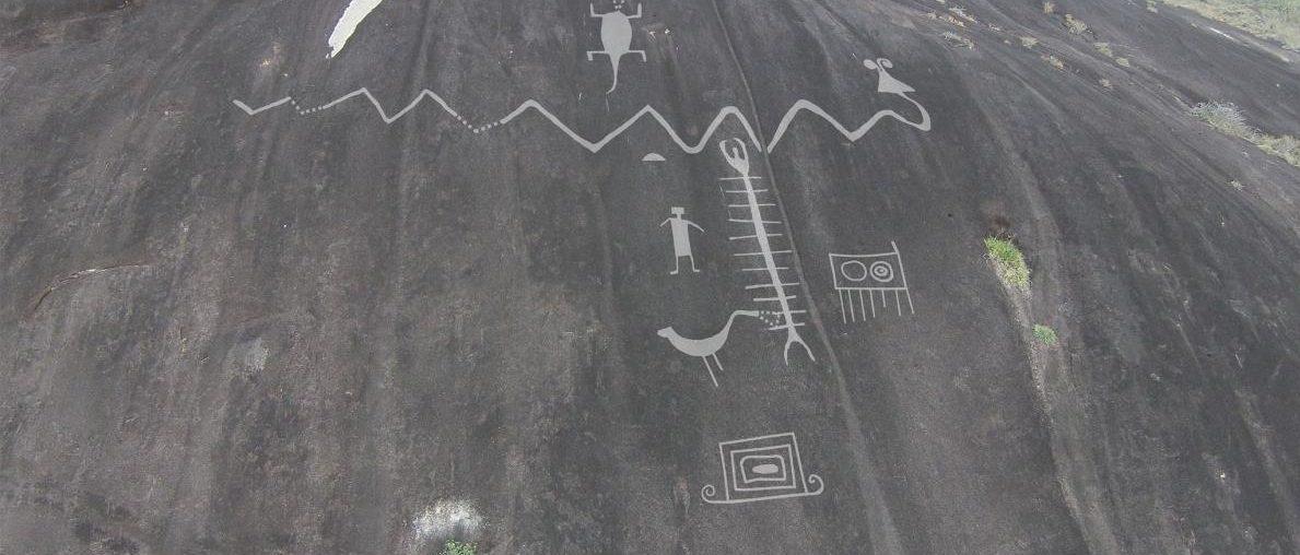 探索亞馬遜祕境裡的巨大石畫