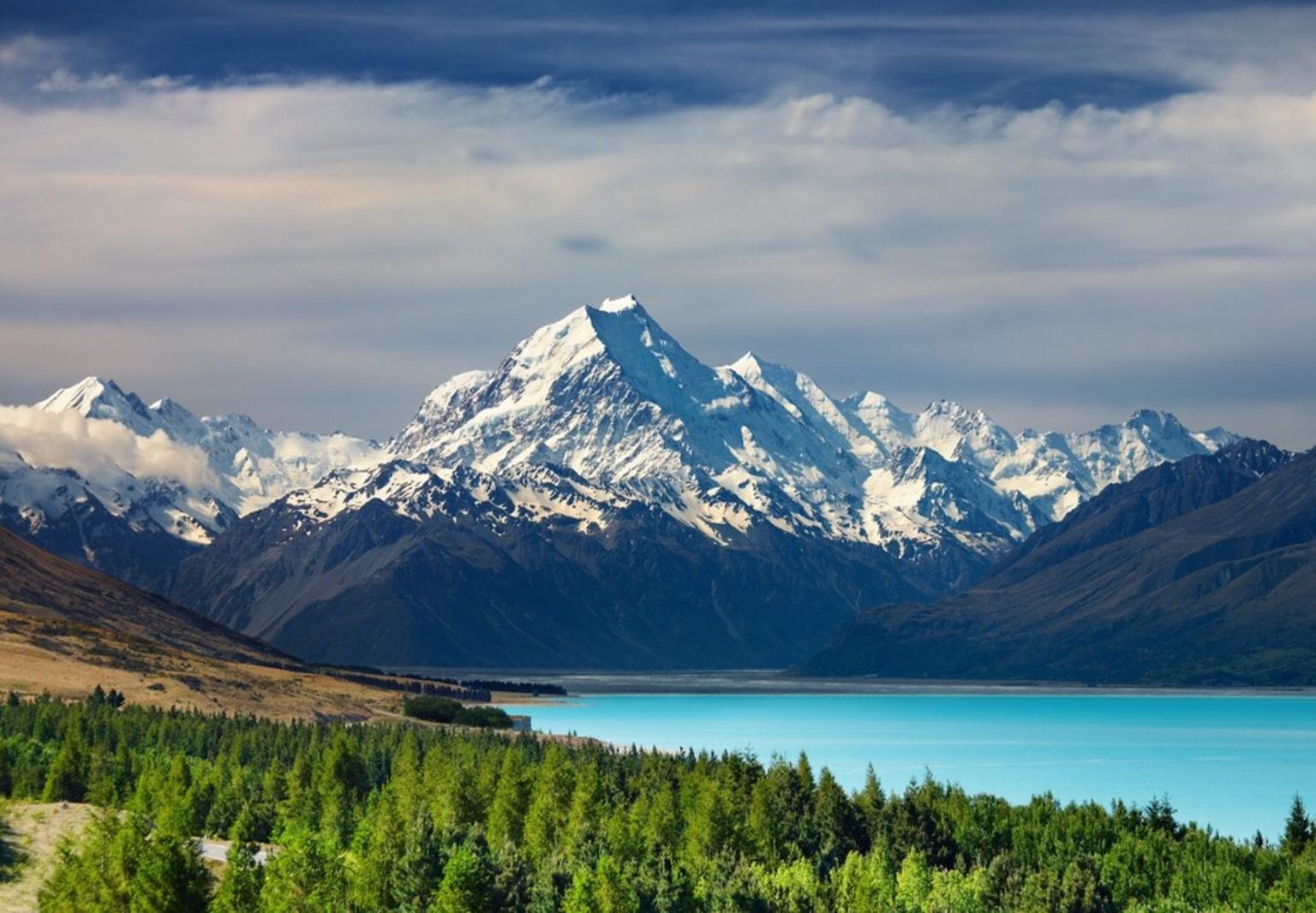 大自然原色國度-紐西蘭(Sponsored)