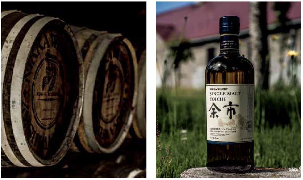 余市單一麥芽(Yoichi Single Malt,酒精濃度45%)