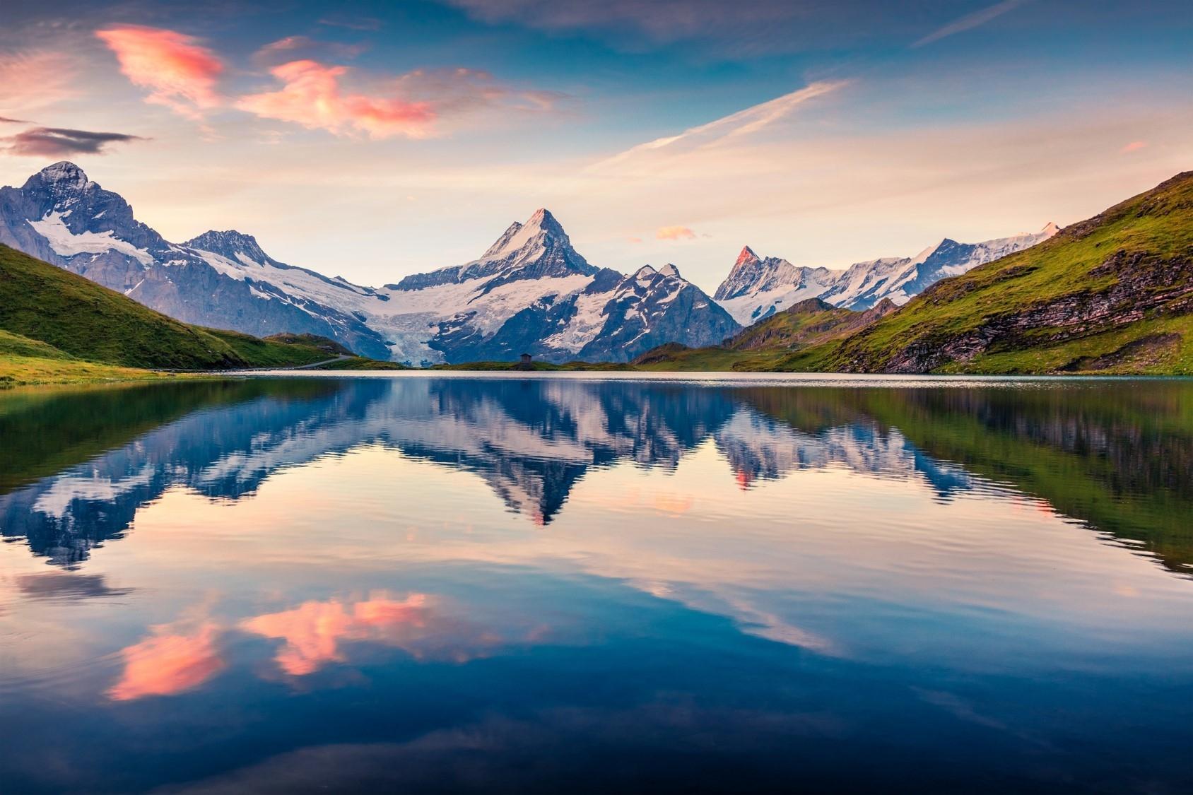 瑞士馬特洪峰