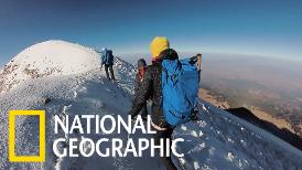 跟著登山隊一同攀登墨西哥最高峰