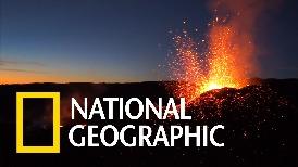 飛越留尼旺島的「熔爐峰」