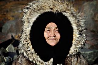 因紐特族的老人