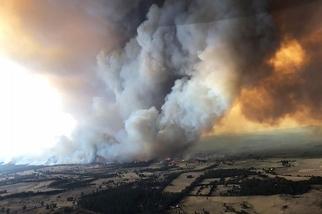 澳洲致命的野火之中,強烈的「火風暴」由此生成